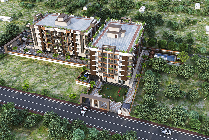 2 bhk flats in Patna